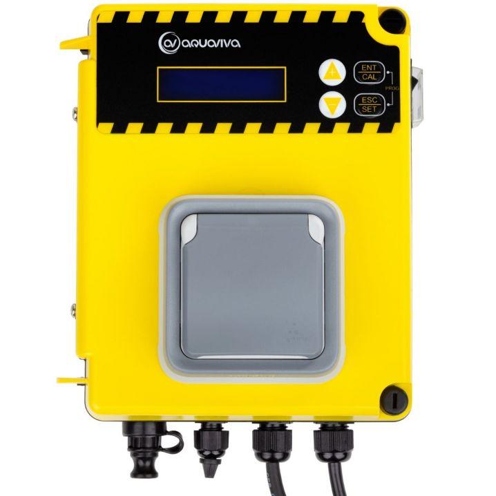 Анализатор Aquaviva Redox для управления хлоратором (с розеткой)