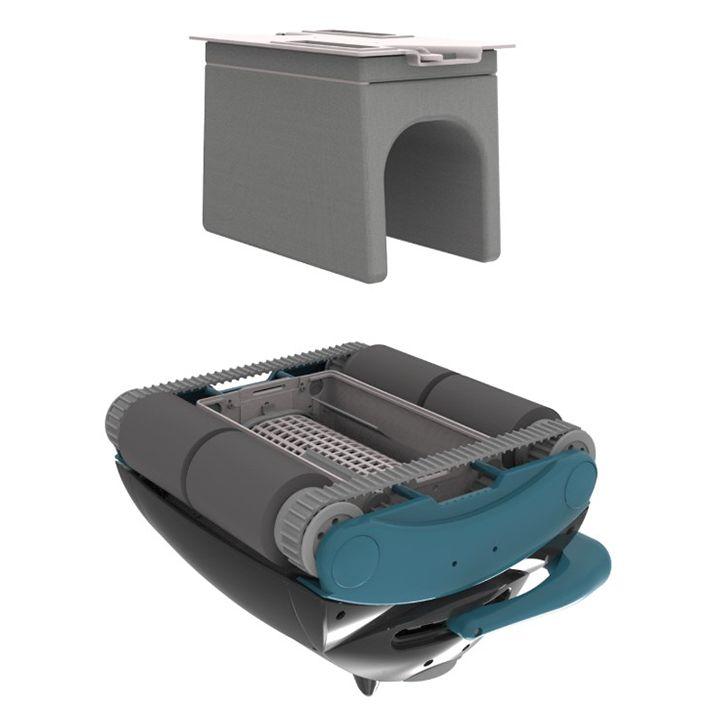 Робот-пылесос для бассейна Aquabot Aquarius-4