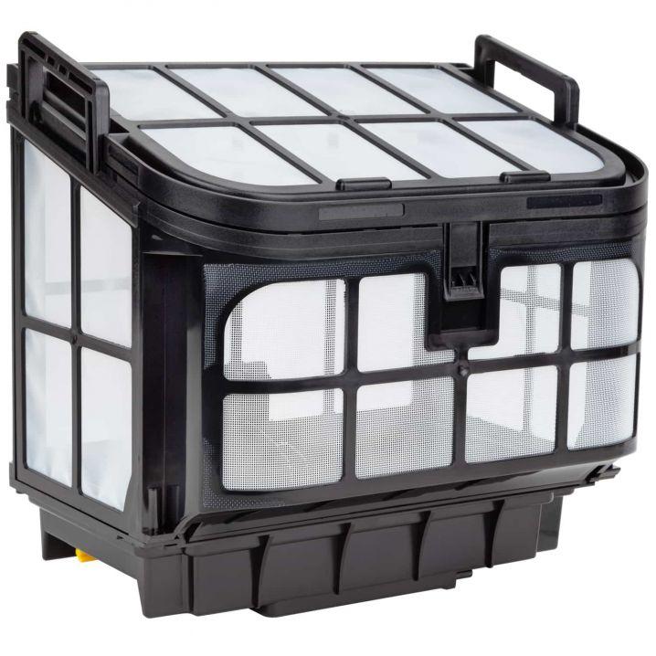 Робот-пылесоc для бассейна Aquaviva 7320 Black Pearl-3