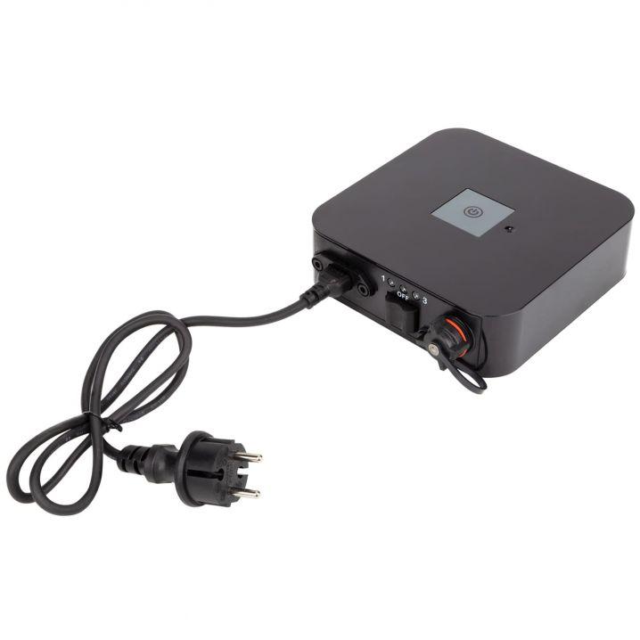 Робот-пылесоc для бассейна Aquaviva 7320 Black Pearl-5