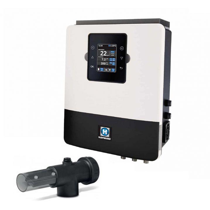 Станция контроля качества воды Hayward Aquarite Plus (110 м3