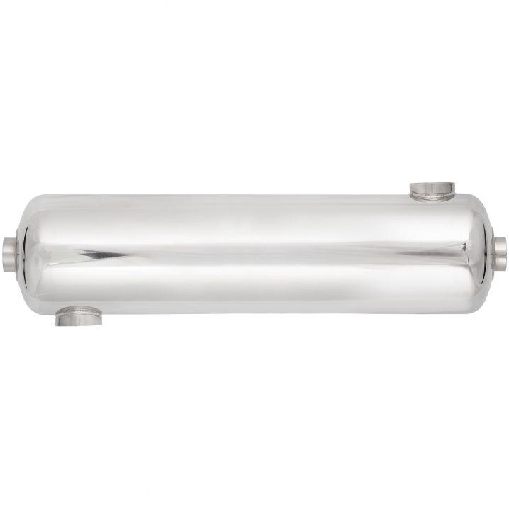 Теплообменник для бассейна Aquaviva MF-260 75 кВт 304L