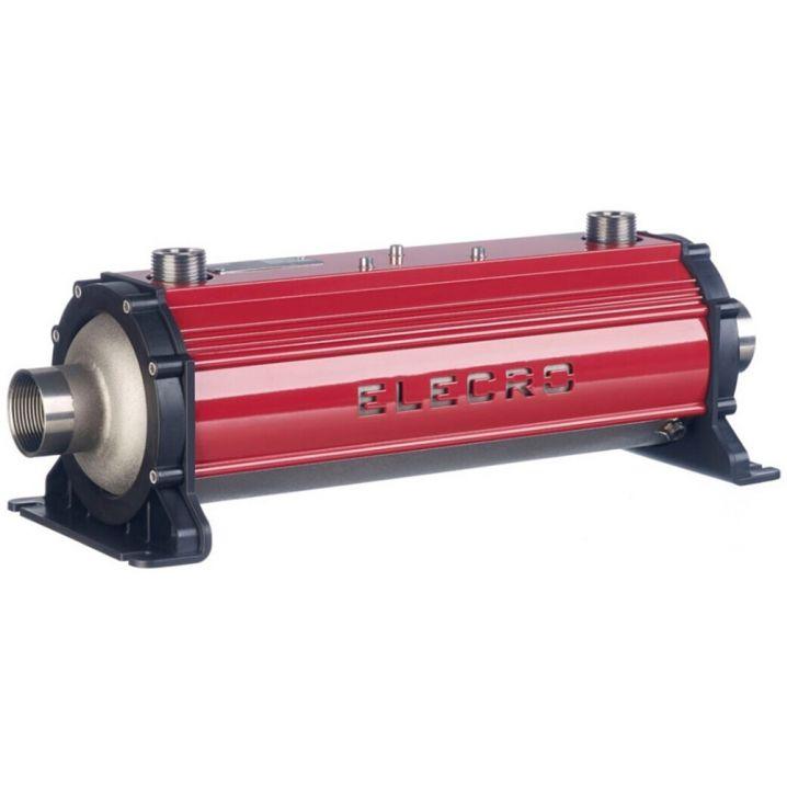 Теплообменник для бассейна Elecro Escalade 40 кВт Titan-2