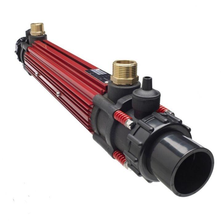 Теплообменник для бассейна Elecro G2 122 кВт Titan-3