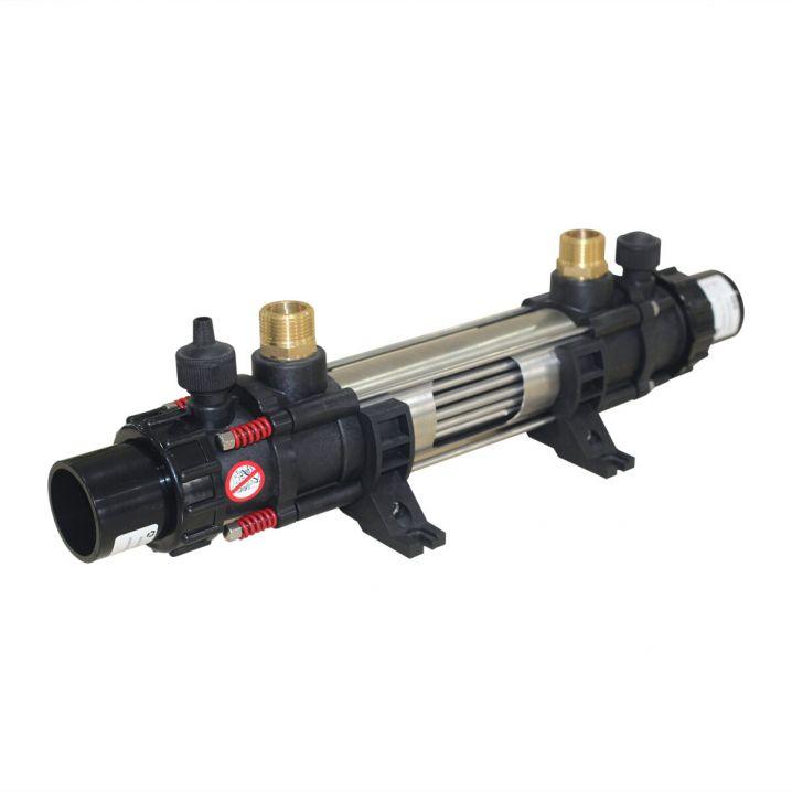 Теплообменник для бассейна Elecro G2I 122 кВт Incoloy-2