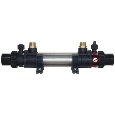 Теплообменник для бассейна Elecro G2I 122 кВт Incoloy