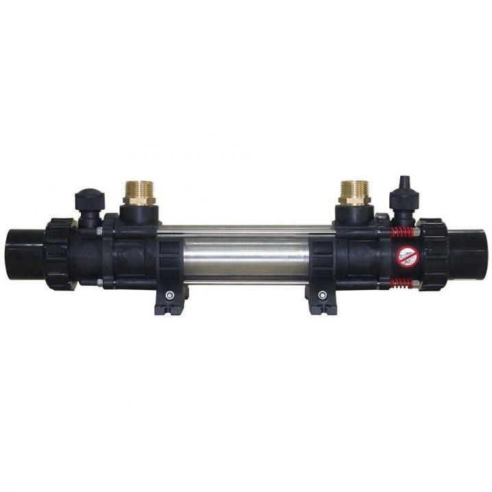 Теплообменник для бассейна Elecro G2I 85 кВт Incoloy