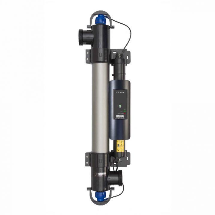 Ультрафиолетовая установка для бассейна Elecro Steriliser UV-C E-PP2-55-EU