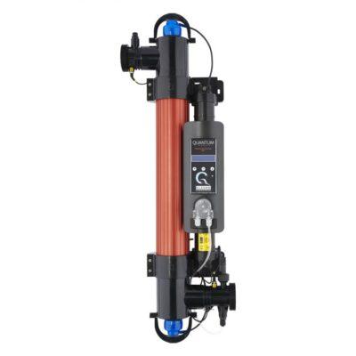 Ультрафиолетовая фотокаталитическая установка Elecro Quantum QP-65 с дозирующим насосом