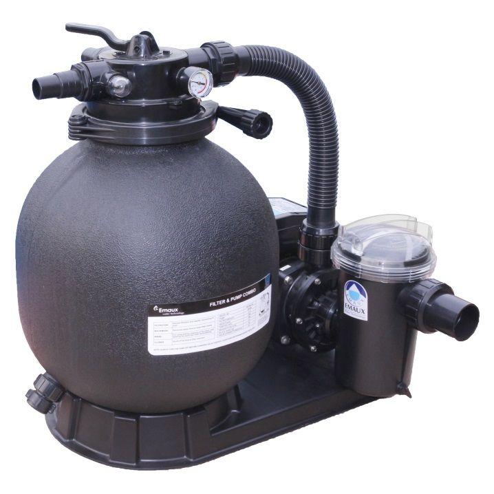 Фильтрационная установка Emaux FSP390-SD75