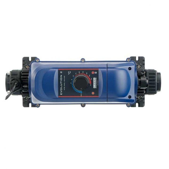 Электронагреватель для бассейна Elecro Evolution 2 Titan 12кВт 220В-380В-3
