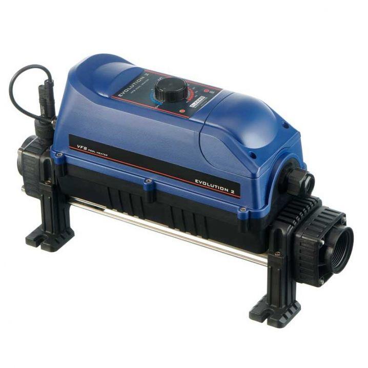 Электронагреватель для бассейна Elecro Evolution 2 Titan 6кВт 220В-380В