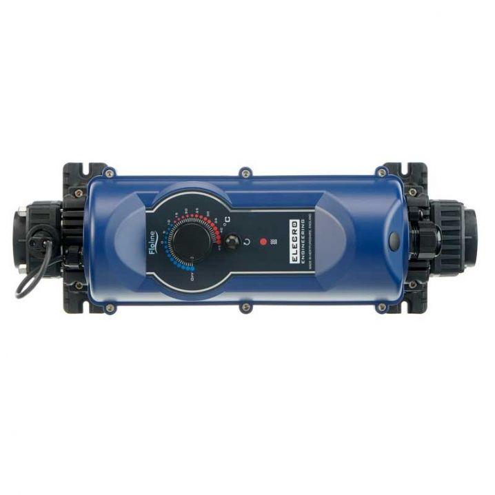 Электронагреватель для бассейна Elecro Flowline 2 Titan 9кВт 380В-3
