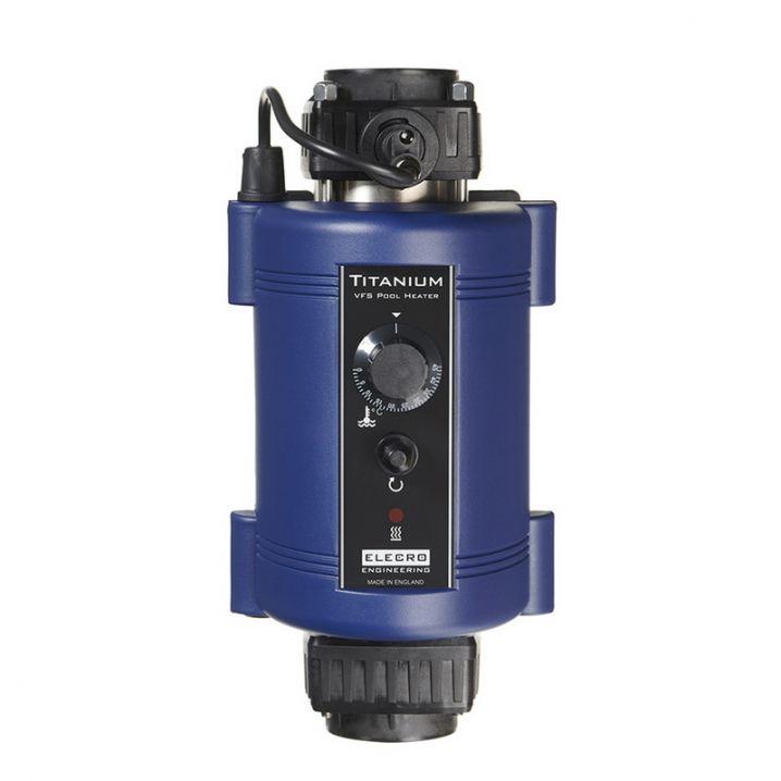 Электронагреватель для бассейна Elecro Nano Splasher Titan 3кВт 230В-3